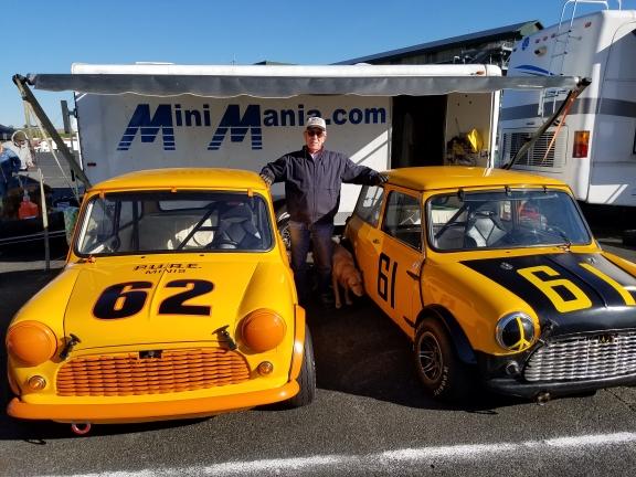 Don Racine, Mini Mania, Mini Cooper, Can-Am Mini Challenge, Vintage Racing